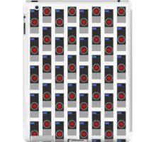 HAL-9000 Repeating Pattern iPad Case/Skin