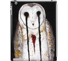 Wise Old Owl iPad Case/Skin