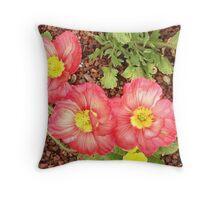 Flowers #1 Throw Pillow