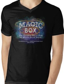 The Magic Box - For all your Occult Needs Mens V-Neck T-Shirt