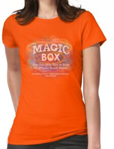 The Magic Box - For all your Occult Needs Womens Fitted T-Shirt