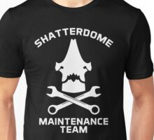 Shatterdome Maintenance Team - White Unisex T-Shirt