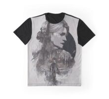 The Witcher - Ciri Graphic T-Shirt