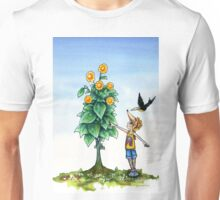 Lolli and the Yacon Tree Unisex T-Shirt