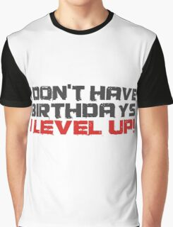 Video Games Gamers Quotes Birthday Funny Quotes Cool Graphic T-Shirt