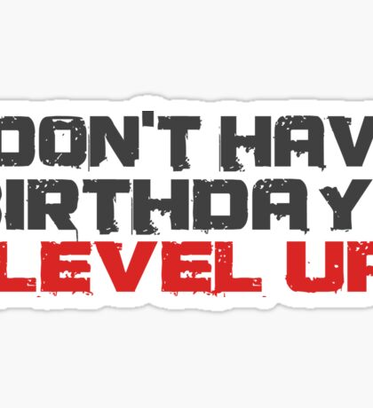 Video Games Gamers Quotes Birthday Funny Quotes Cool Sticker