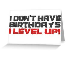Video Games Gamers Quotes Birthday Funny Quotes Cool Greeting Card