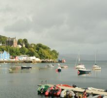 Tobermory Sticker
