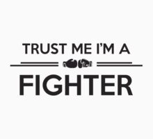 Boxing: Trust me I'm a fighter Kids Tee