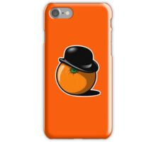 Alex DeOrange iPhone Case/Skin