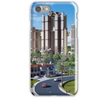 Exterior Residential Apartments iPhone Case/Skin