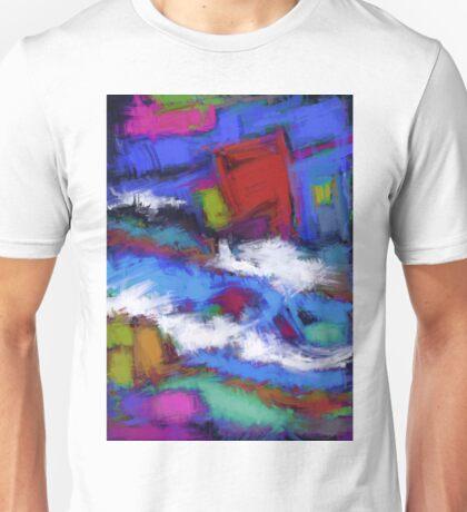 Turbulence Unisex T-Shirt