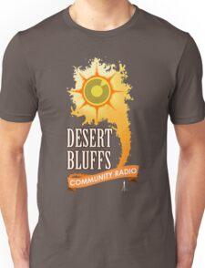 Desert Bluffs Community Radio Unisex T-Shirt