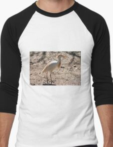 flamingo Men's Baseball ¾ T-Shirt