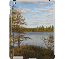 A Walk With A View iPad Case/Skin