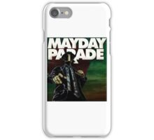 MAYDAY PARADE ALBUMS 1 iPhone Case/Skin