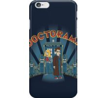 Doctorama iPhone Case/Skin