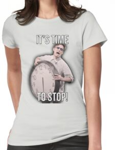 It's Time to Stop Filthy Frank  Womens Fitted T-Shirt