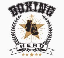 Boxing hero Kids Tee