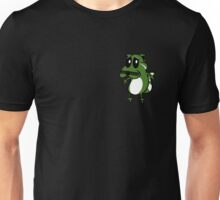Oxcy The Cowardly Panda Unisex T-Shirt