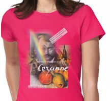 paul cezanne  Womens Fitted T-Shirt