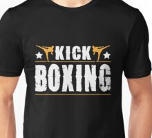 Kick Boxing Unisex T-Shirt