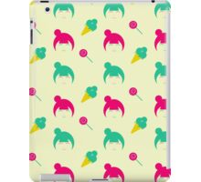 Lollipop Ice Cream Girls iPad Case/Skin