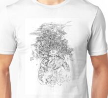 Hell - King Yama the Chinese God of Hell Unisex T-Shirt
