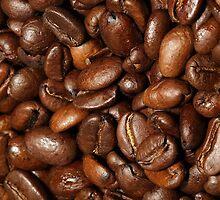 Coffee Bean Spread by Dan Dexter
