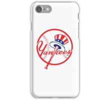 NY Yankees iPhone Case/Skin