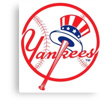 NY Yankees Canvas Print