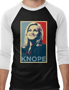 Knope Men's Baseball ¾ T-Shirt