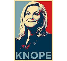 Knope Photographic Print