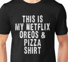 This Is My Oreos and Pizza Unisex T-Shirt