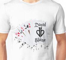 David Blaine Split Spade  Unisex T-Shirt