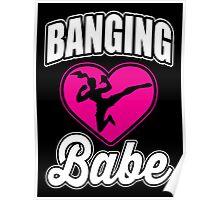 Martial Arts: Banging Babe Poster