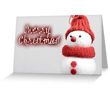 Merry Xmas 009 Greeting Card