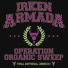 Irken Armada: Color Option by machmigo