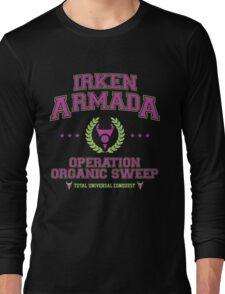 Irken Armada: Color Option Long Sleeve T-Shirt