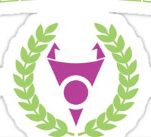 Irken Armada: Color Option Sticker