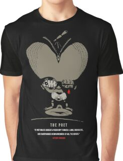 the poet Graphic T-Shirt