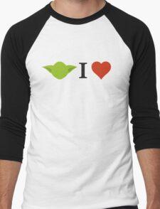 Yoda I Love T-Shirt