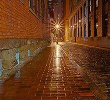 Starburst Alley by Dan Dexter