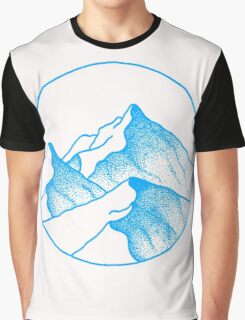 Alps Asunder Graphic T-Shirt