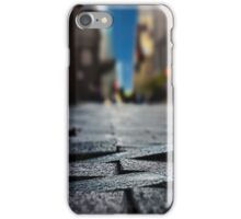 Rough Road City iPhone Case/Skin