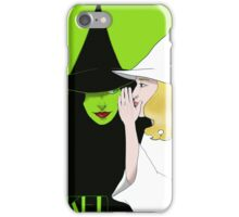 no one mourns the wicked iPhone Case/Skin