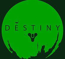 Destiny - Green Logo by AronGilli by AronGilli