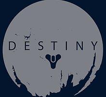 Destiny - Grey Logo by AronGilli by AronGilli