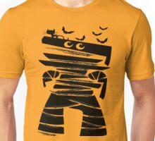 Little Halloween mummy Unisex T-Shirt