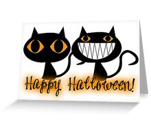Happy Halloween 001 Greeting Card
